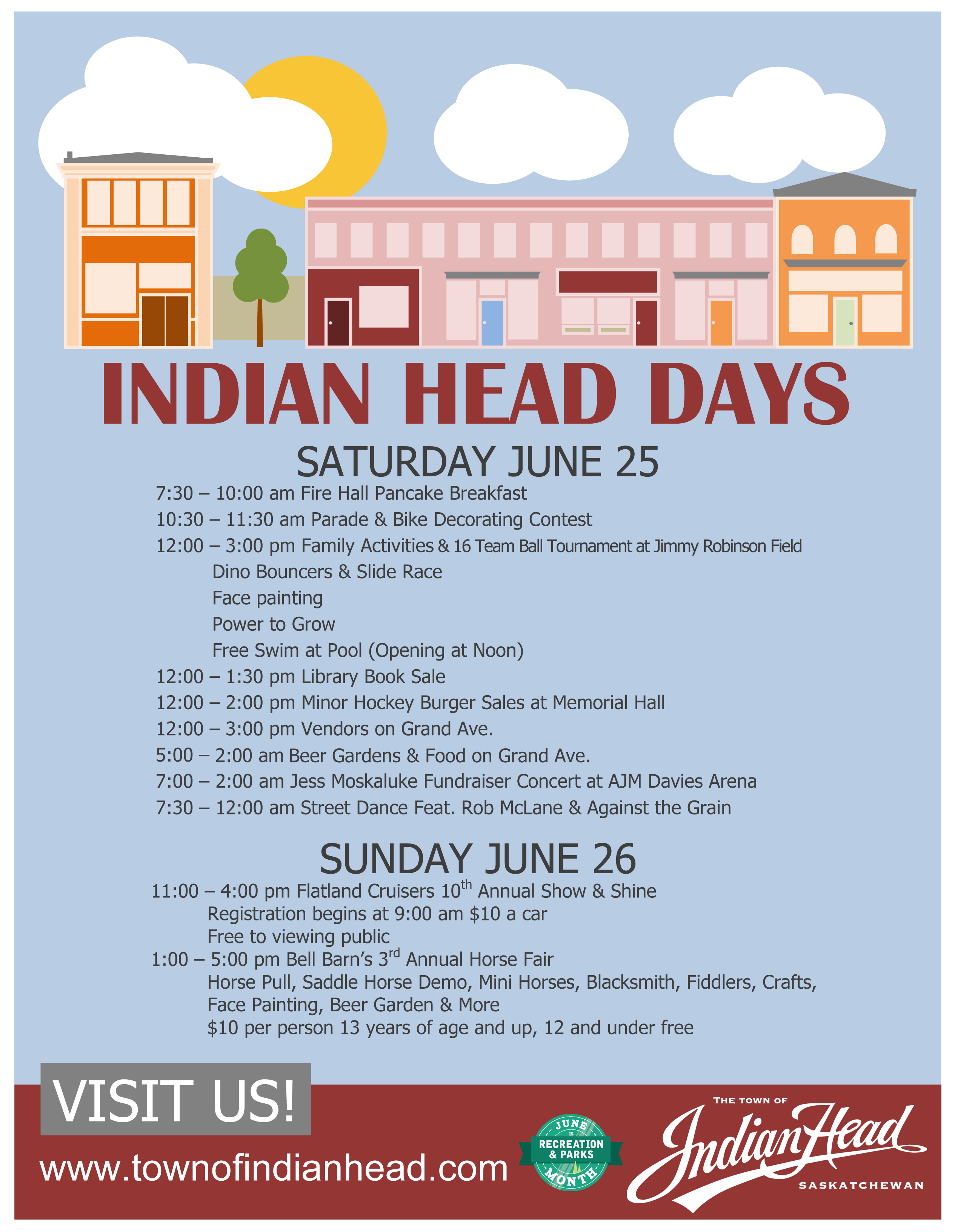 Town Of Indian Head - Current News