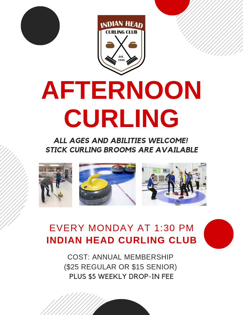 AFTERNOON CURLING